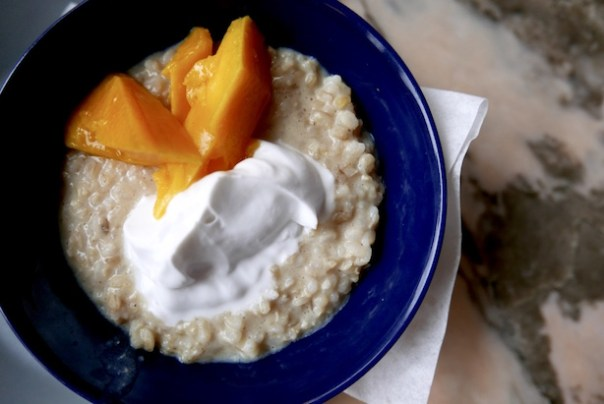 Granger & Co porridge