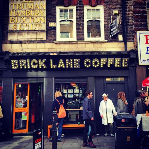 Brick Lane Coffee