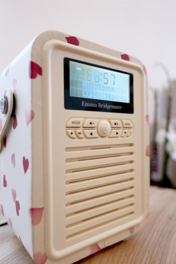 Emma Bridgewater VQ radio