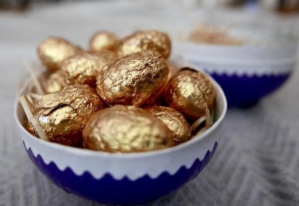 Daylesford Easter Eggs