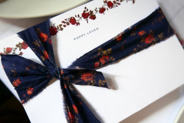 Liberty London for Paperless Post