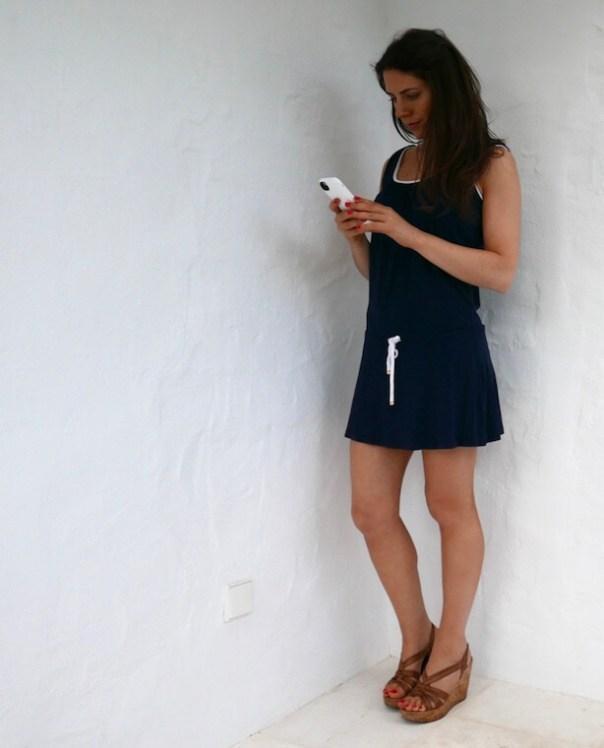 Heidi Klein at Puente Romano Marbella