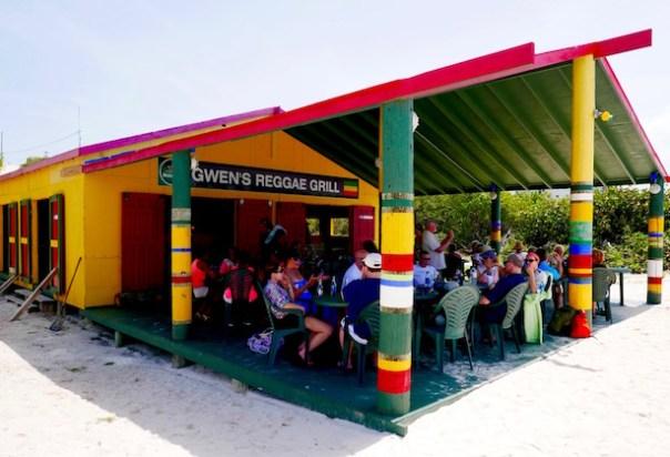 Gwen's Reggae Grill Anguilla