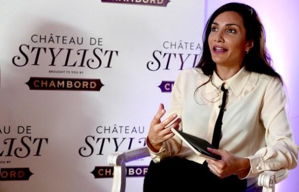 Audrey Diwan, editor of Stylist, France