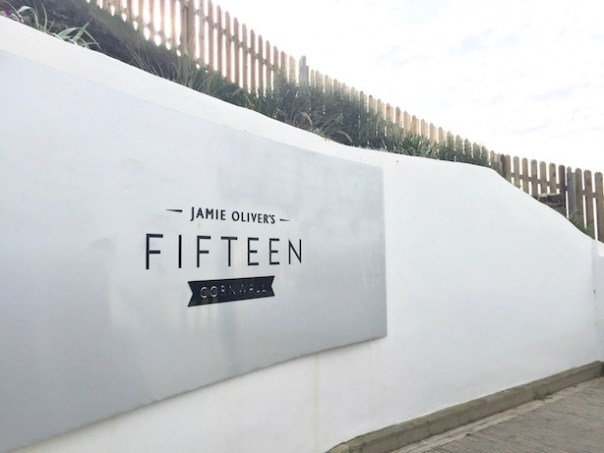 Jamie Oliver Fifteen Cornwall