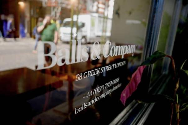 Balls-Company