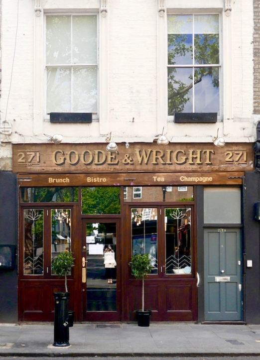 Goode and Wright