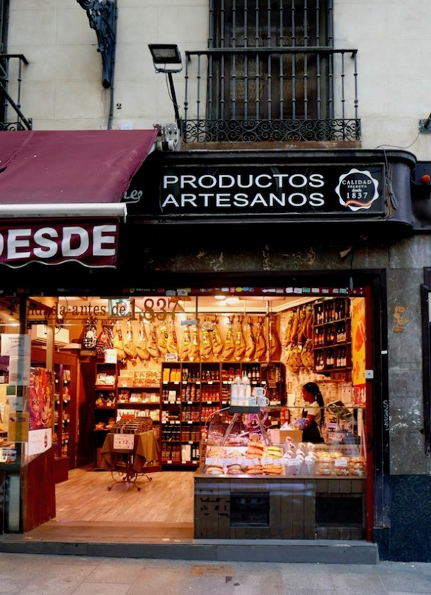 24 Hours in Madrid