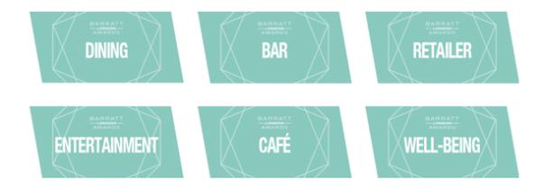 Barratt London Awards