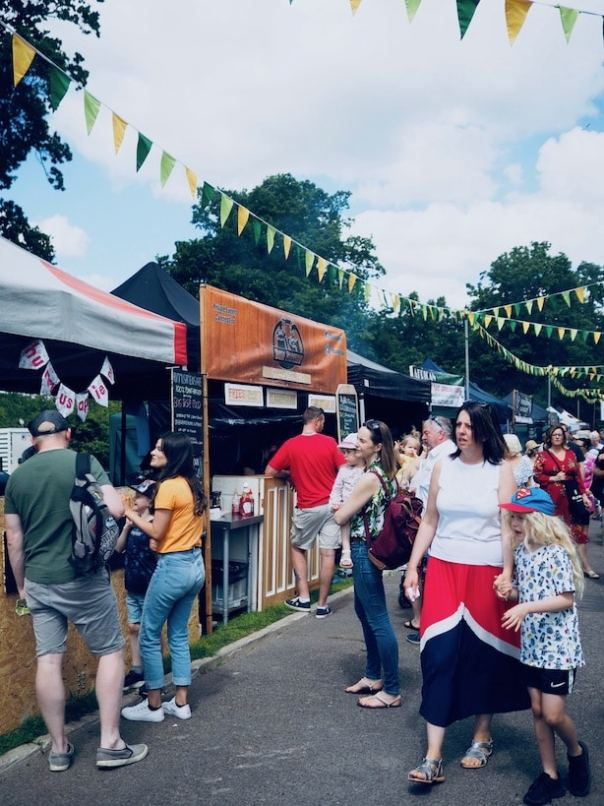 Longleat-Food-Drink-Festival-Stoves