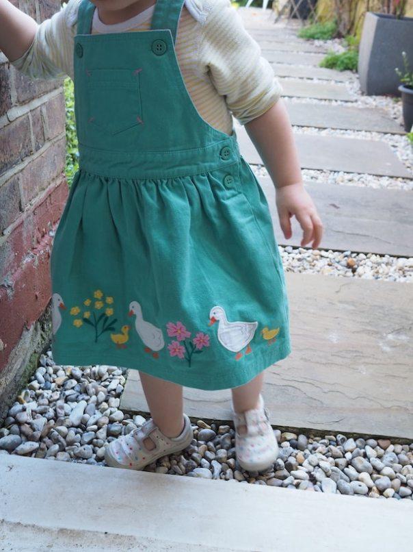Jojo Maman Duck Dress