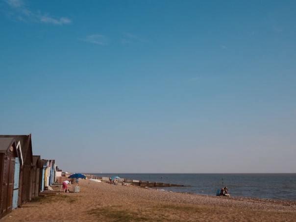 West Mersea Beach