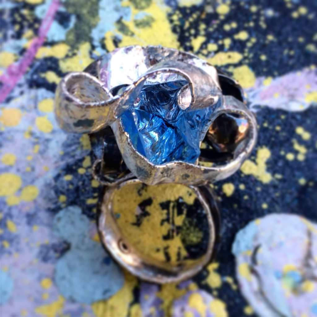 The Sky Glass Ring Bespoke Commission