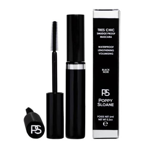 Smudge proof mascara reformulated by Poppy Sloane - product photo