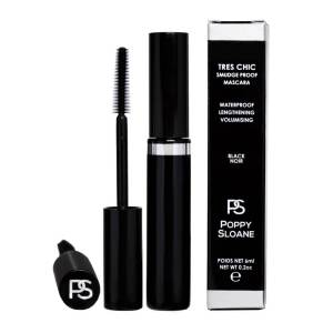 Smudge Proof Mascara Tres Chic Reformulated by Poppy Sloane - main product photo