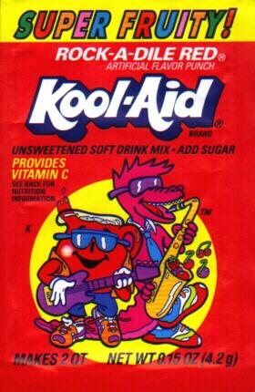 Pop Rewind — 7 Retired Kool-Aid Flavors
