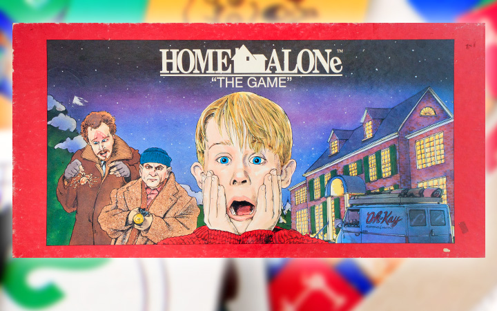 Pop Rewind — Home Alone: The Game