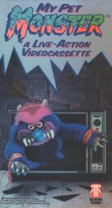 my-pet-monster-live-vhs