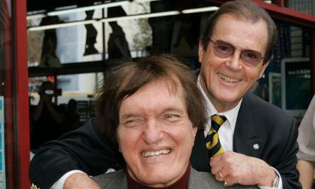 Roger Moore, Richard Kiel
