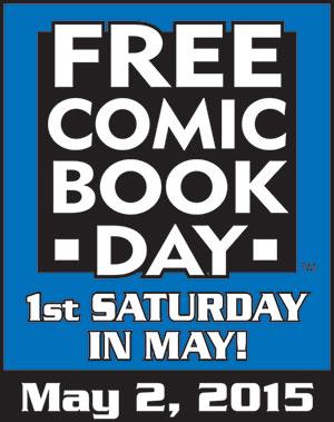 free-comic-day-2015