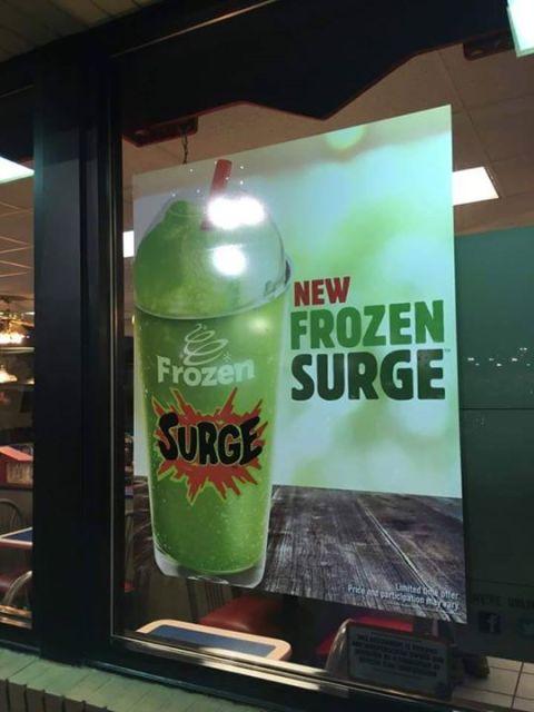 surge-frozen