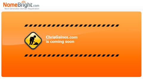 chris-gaines-coming-soon-website