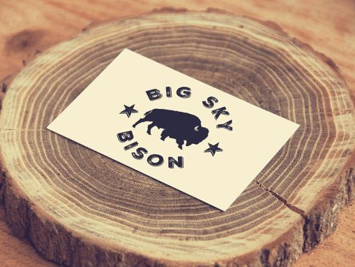 Big Sky Bison