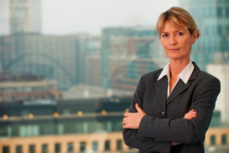 executive woman vp hr director