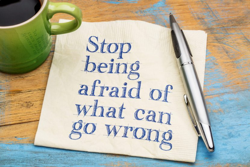 fear of failure creativity