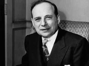 Benjamin Graham, mentor to Warren Buffett