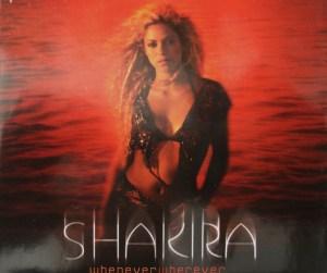 Shakira - Whenever, Wherever