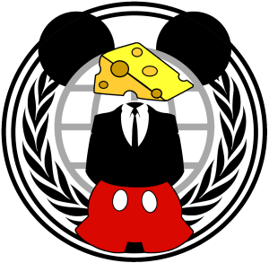 The Anonymouse logo