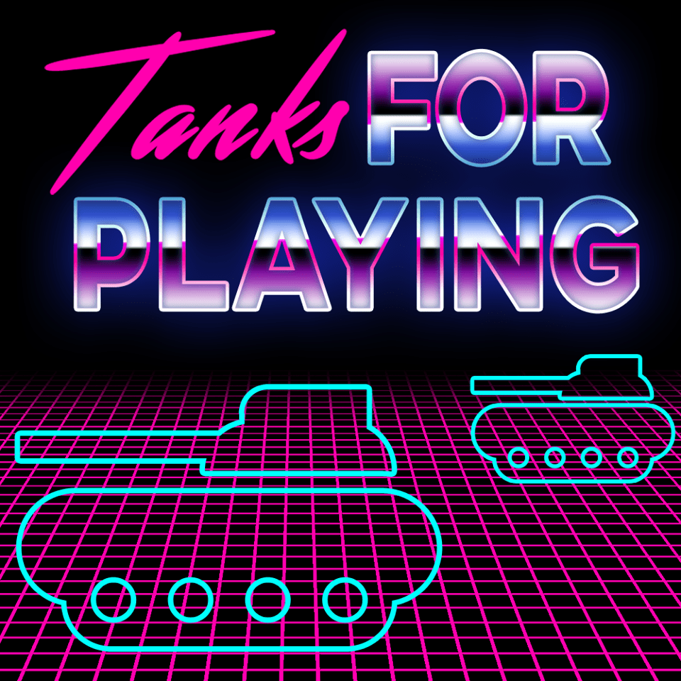 Tanks For Playing – S2 – E2: The J Stands for Japanese