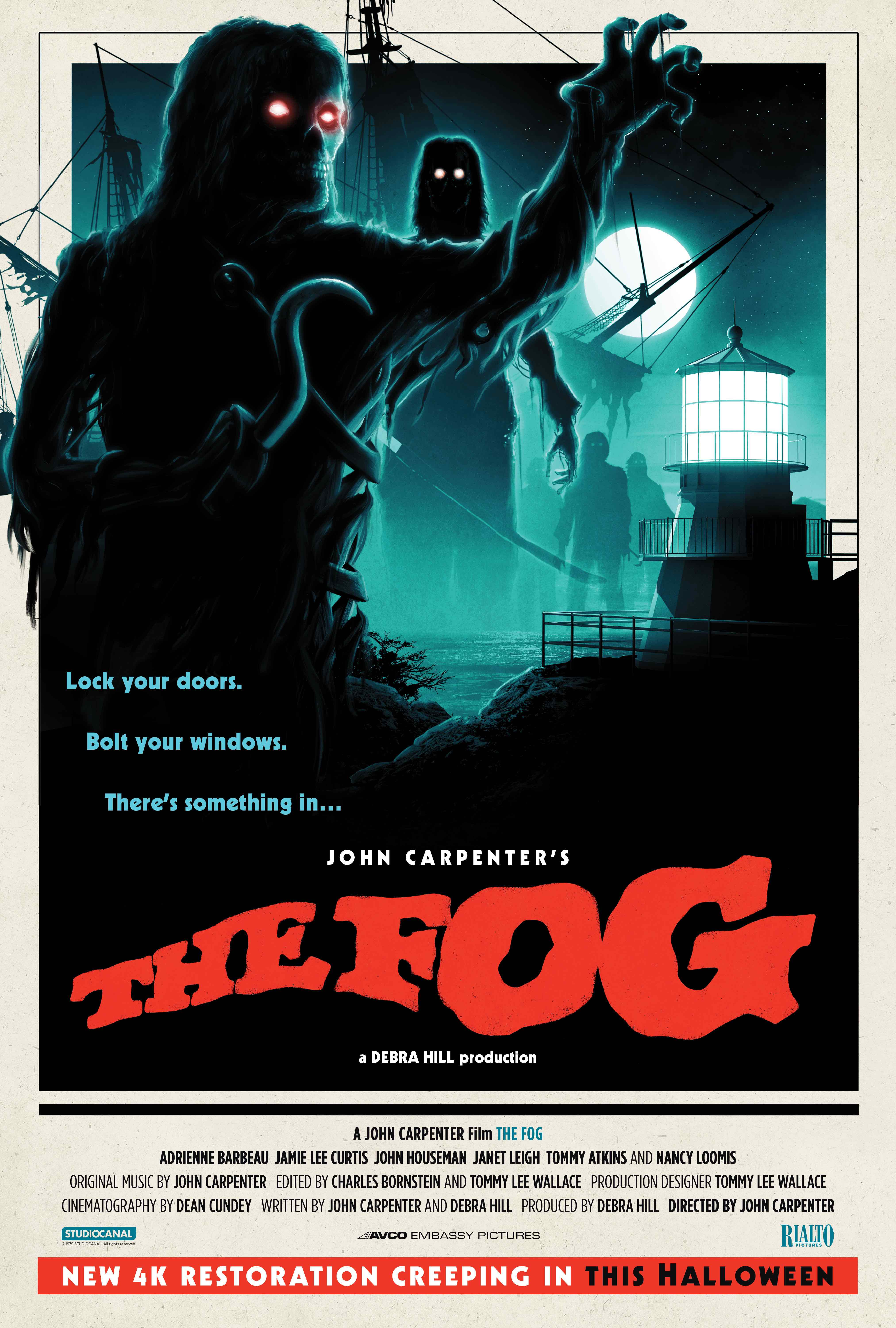 John Carpenter's The Fog is Back in 4K