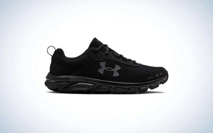 Under Armour Men's Charged Assert 8 Running Shoe are some of the best Under Armour running shoes.