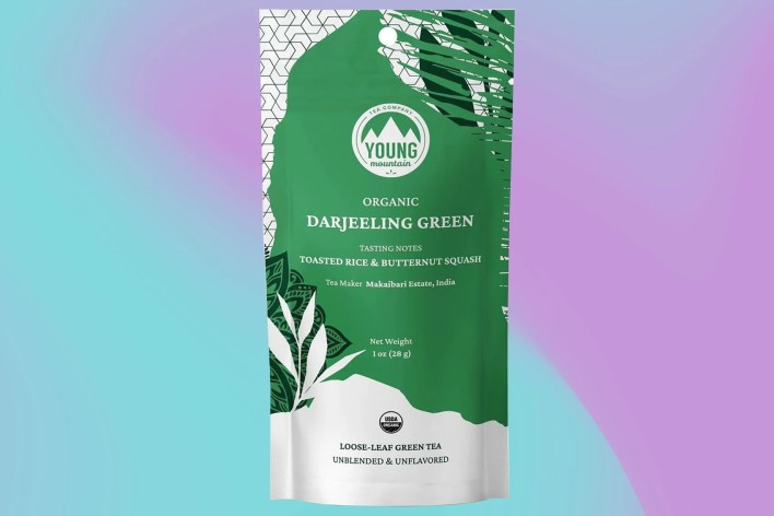 Young Mountain Darjeerling tea