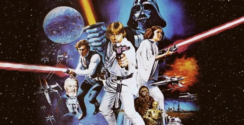 Resultado de imagem para star wars a new hope banner