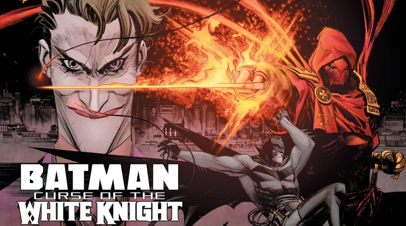 PREVIEW! CURSE OF THE WHITE KNIGHT #5!