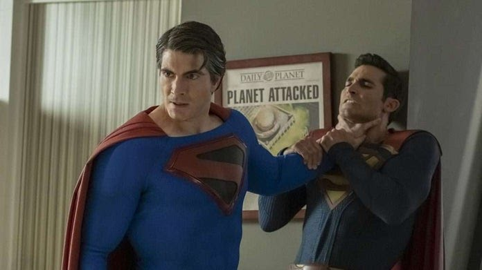 SUPERMAN x SUPERMAN! CRISE DO CANAL WARNER!