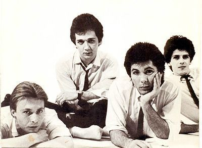 Clássico do dia : The Romantics – Talking in Your Sleep