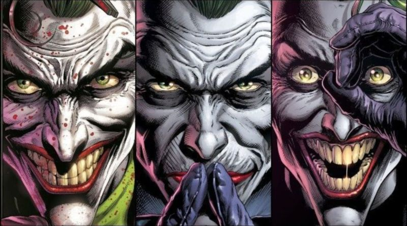 Batman – Three Jokers #3 – A Piada Sem Graça
