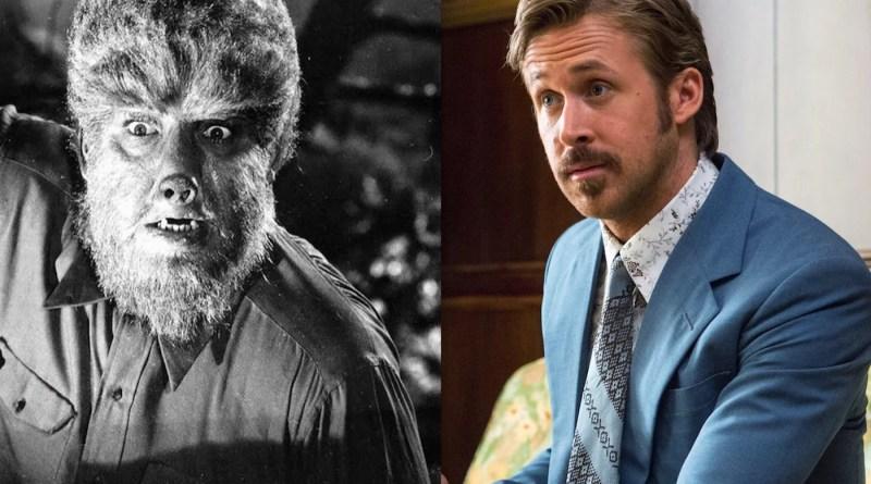 Ryan Gosling no Remake do Clássico Lobisomem!