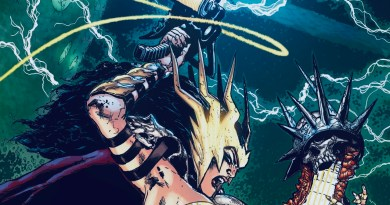 Preview! Dark Nights: Death Metal #2!