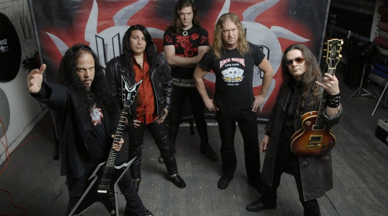 "Vicious Rumors Lança O Novo Single ""Pulse of the Dead""!"