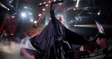 Ouvimos O Novo Álbum ao Vivo do Iron Maiden!