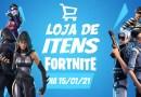 Fortnite – Loja de itens do dia 15/01/21