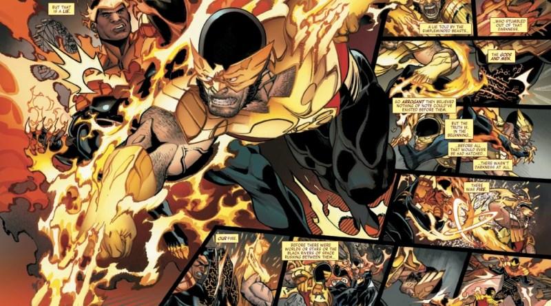 Preview! Vingadores #43! Força Fênix!