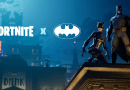 HQ Batman / Fortnite: Zero Point!