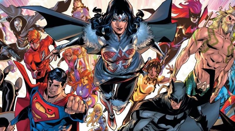 DC Comics lançará mini de Infinite Frontier em Junho!