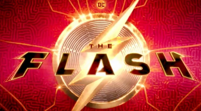 Revelado o logo do filme The Flash!